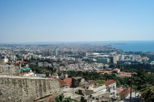 Thessaloniki Cityscape