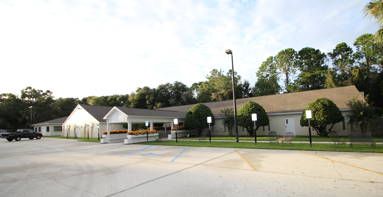 The Bible Baptist Church Church House