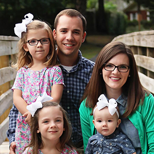 David Brown and Family