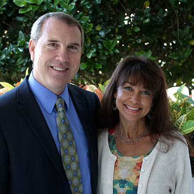 James and Lilian Knox