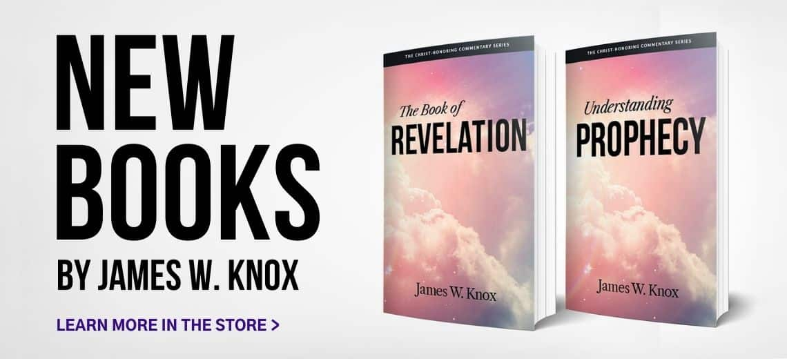 New Books by James W. Knox - Learn more in the store
