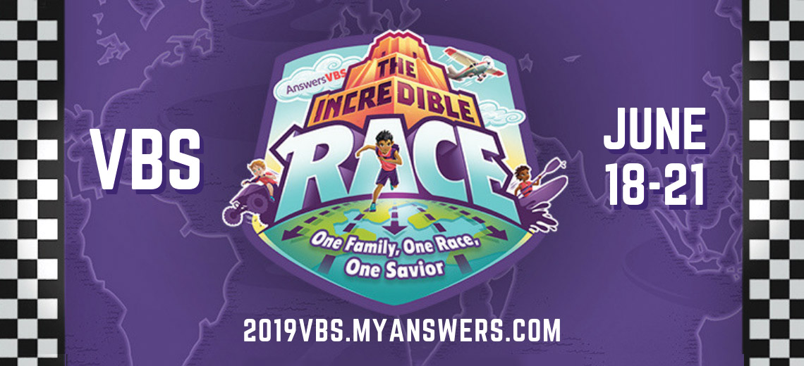 Vacation Bible School - Learn more