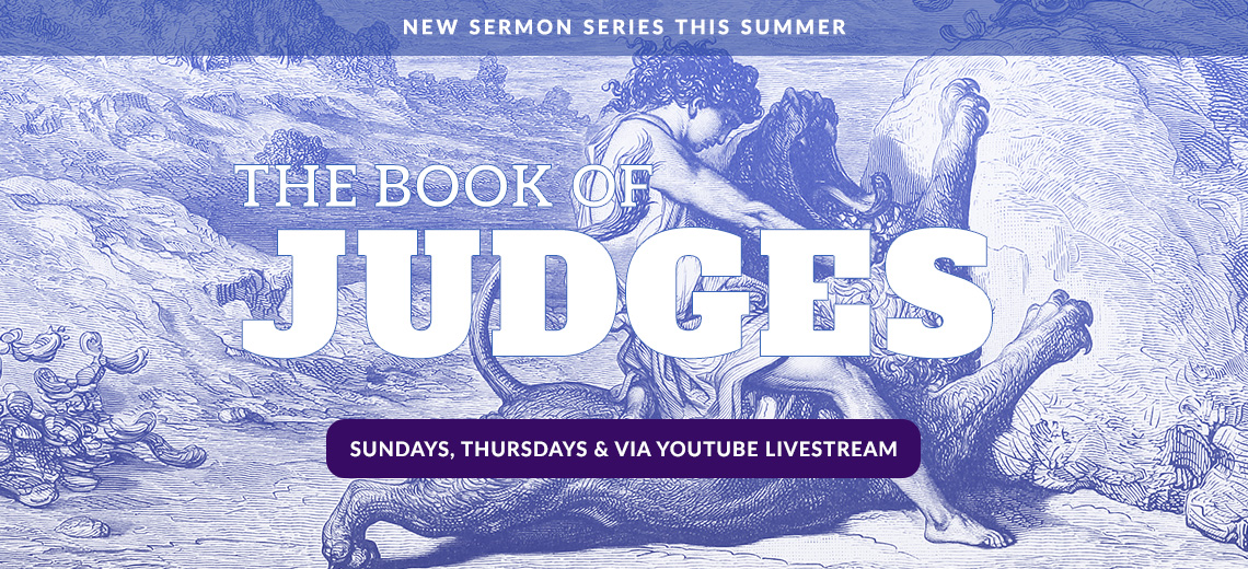 The Book of Judges Sermon Series