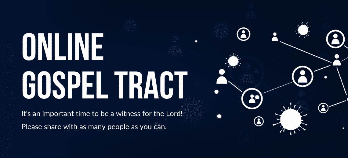 Share the link to our online gospel tract with others.