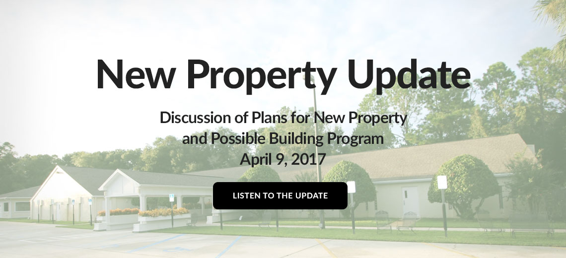 New Property Update