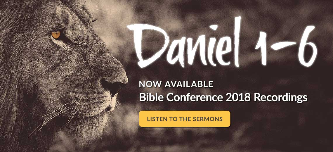 2018 Bible Conference Recordings