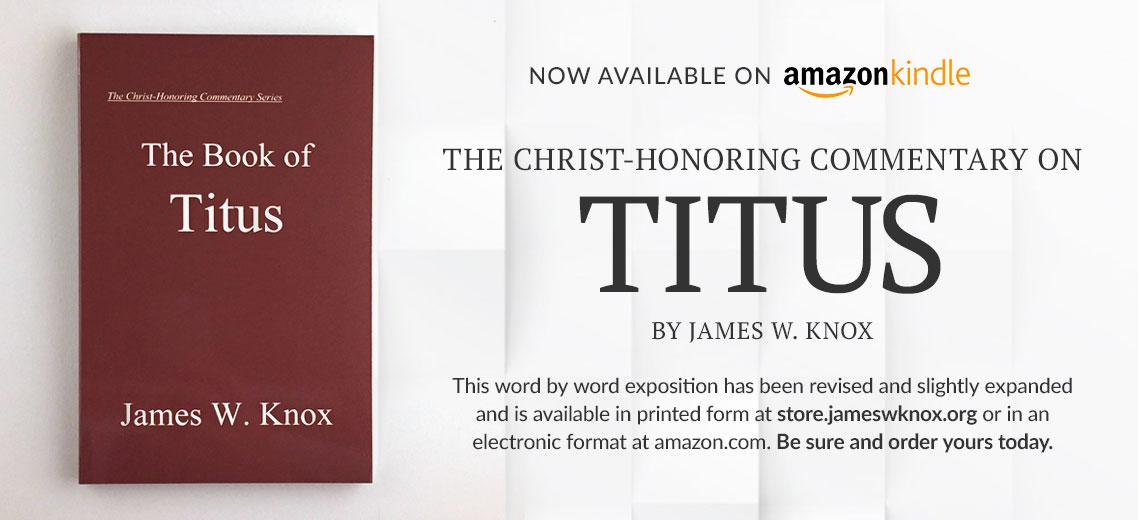 Titus book cover