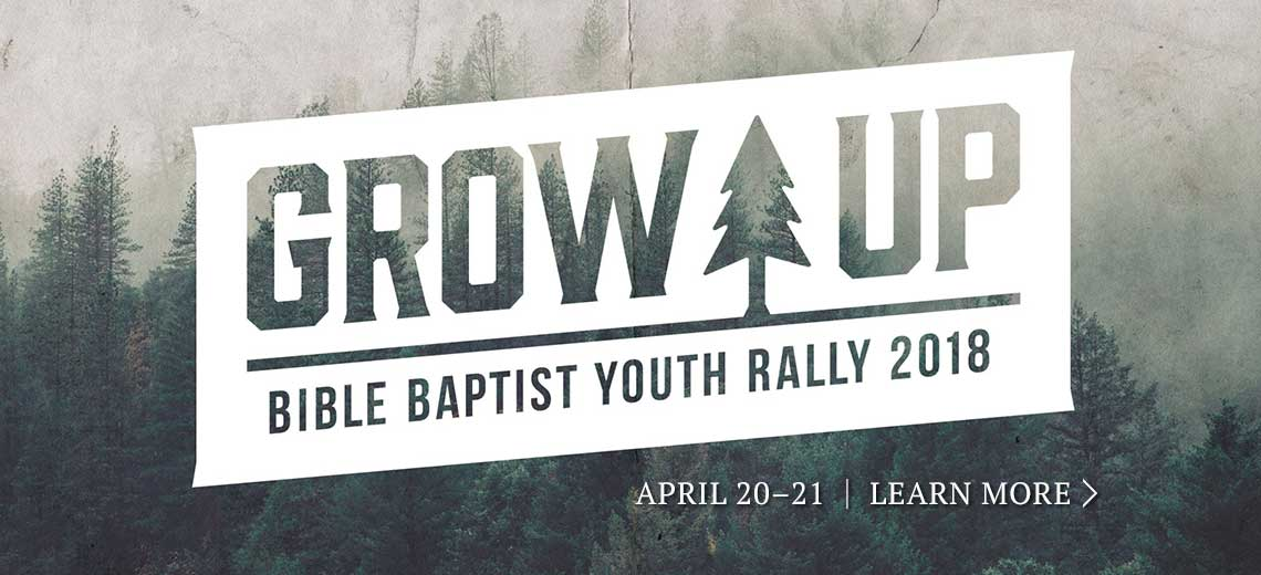 Learn more about the Youth Rally