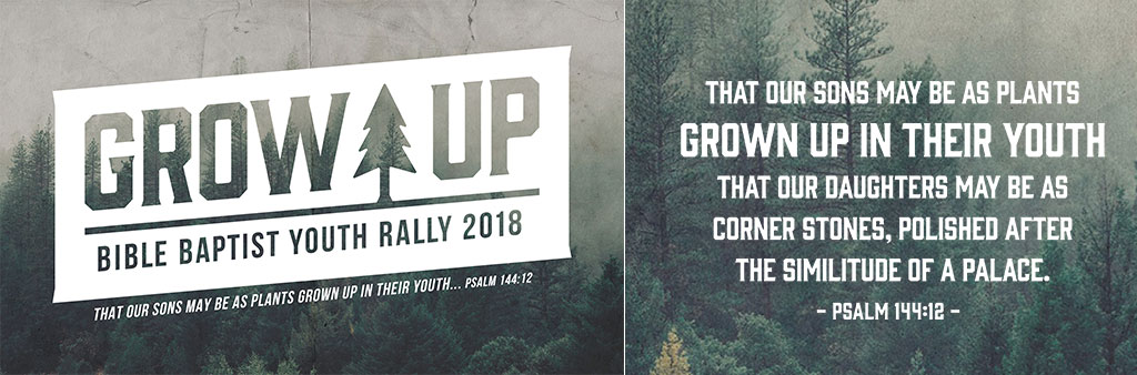 2018 Youth Rally
